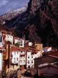 Small Traditional Spa Town of Arnedillo, Spain Photographic Print by Damien Simonis