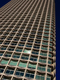 Facade of Centre Point High-Rise on Corner of Oxford Street and Tottenham Court Road, London, Uk Photographic Print by Charlotte Hindle