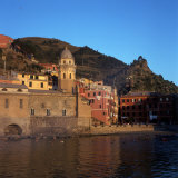 Vernazza, Cinque Terre, Italy Fotografie-Druck von Chris Rogers