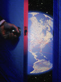 Opening the Door to Global Networking Photographic Print by Carol & Mike Werner