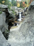 Screw Auger Falls, New Hampshire Photographic Print by Chris Minerva