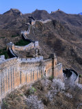 The Great Wall of China, Qinhuangdao, China Photographic Print by Keren Su