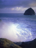 Haystack Rock, OR Photographic Print by Dean Berry