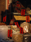 Chinese Medicine and Herbs for Sale in Sheung Wan, Hong Kong Photographic Print by  xPacifica