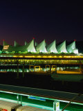 Sails of Canada Place at Night, Vancouver, Canada Photographic Print by Ryan Fox