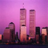 World Trade Center, New York Papier Photo par David Marshall