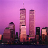 World Trade Center Photographic Print by David Marshall