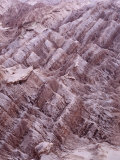 Valley of the Moon Rock Erosion, San Pedro De Atacama, Chile Photographic Print by Brent Winebrenner