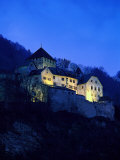 Vaduz Castle, Liechtenstein Photographic Print