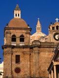San Pedro Claver in Cartagena De Indias, Cartagena, Colombia Photographic Print by Alfredo Maiquez