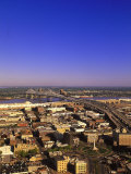Aerial View of New Orleans, LA Photographic Print by John Coletti