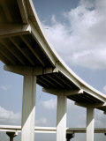 Highway Overpass Photographic Print