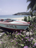 Carriacou, Grenada Photographic Print
