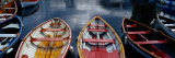 Handmade Skiffs, Wooden Boat Center, Seattle, WA Photographic Print by Christopher Jacobson