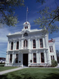 Old Courthouse, Carson City, Nevada, USA Photographic Print