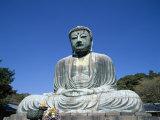Great Buddha (Daibutsu), Kamakura, Honshu, Japan Photographic Print