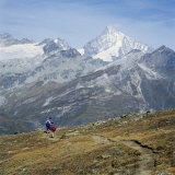 Weisshorn, Switzerland Photographic Print