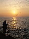Oshima Island, Japan Photographic Print