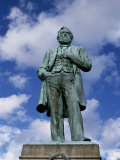 Ulysses S. Grant Statue, Illinois, USA Photographic Print