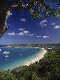 Sandy Ground, Anguilla Photographic Print