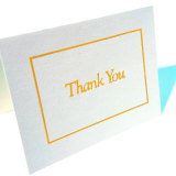 Thank You Card Fotografie-Druck von Vito Aluia