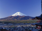 Mount Fuji, Japan Photographic Print
