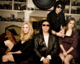 Gene Simmons and Family Photo
