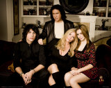 Gene Simmons and Family Photographie