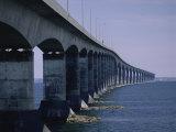 Confederation Bridge, Prince Edward Island and New Brunswick, Canada Photographic Print