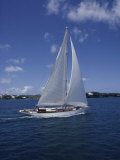Sailboat Photographic Print