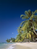 Kings Beach, Barbados, Caribbean Islands Photographic Print