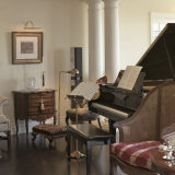 The Music Room Photographic Print