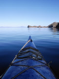 Sea Kayaking, Sea of Cortez, Baja, Mexico Photographic Print by Cheyenne Rouse