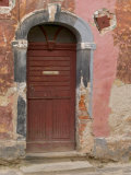 Old Door, Ceske Budejovice, Czech Republic Photographic Print by Russell Young