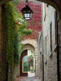Alley to Garden, Languedoc-Roussillon, France Photographic Print by Lisa S. Engelbrecht