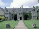 Elizabethan Manor House, Trerice, Cornwall, England Photographic Print by Nik Wheeler