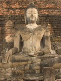 Buddha Image, Thailand Photographic Print by Gavriel Jecan