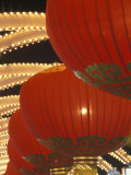 Traditional Red Lanterns, China Photographic Print by Keren Su