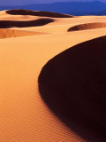 Oregon Dunes National Recreation Area, Sunset, Oregon, USA Photographic Print by Adam Jones
