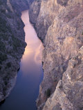 Black Canyon and the Gunnison River, Colorado, USA Photographic Print by Gavriel Jecan