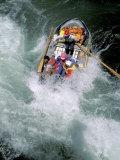 Bio Bio River Rafters, Chile Photographic Print by Lee Kopfler