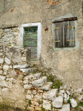 Stone House, Cres, Croatia Photographic Print by Russell Young