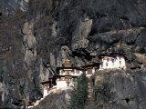 Vassi Koutsaftis - Taksang Monastery, Bhutan Fotografická reprodukce