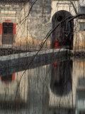 Walkway, China Photographic Print by Keren Su