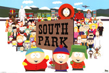 South Park, de Trey Parker et Matt Stone Photographie