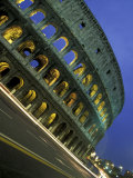 Colosseum, Rome, Italy Photographic Print by Walter Bibikow
