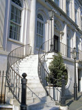 Historic District Entryway, Charleston, South Carolina, USA Photographic Print by Julie Eggers