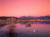 Sunrise Over Sierra Mountain Range, CA Photographic Print by Kyle Krause