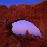 Windows Arch, Arches National Park, UT Photographic Print by Kyle Krause