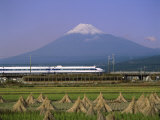 Mount Fuji Japan Photographic Print